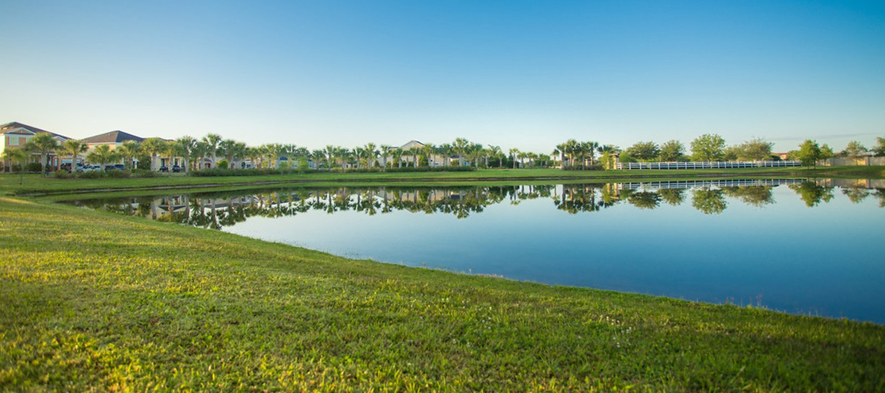Viera Storm water pond
