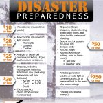 Sales Tax Disaster Preparedness 2017 infographic