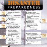 Sales Tax Disaster Preparedness 2017 infographic